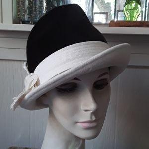 "Vintage Early 70's ""Mod"" Hat"
